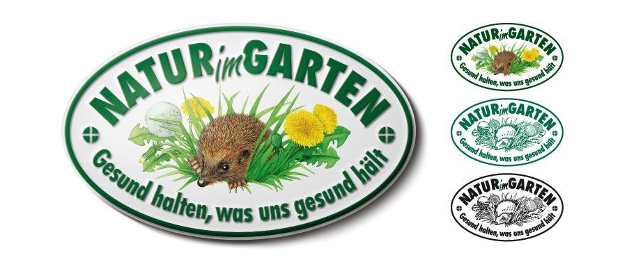 Helmut kindlinger logos corporate design for Natur im garten